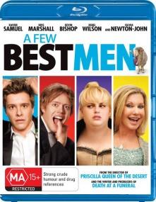Свадебный разгром / A Few Best Men (2011/BDRip/Отличное качество)