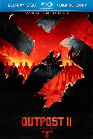 Адский бункер: Черное солнце / Outpost: Black Sun (2012/BDRip/Отличное качество)