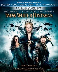 Белоснежка и охотник / Snow White and the Huntsman [EXTENDED] (2012/BDRip/Отличное качество)
