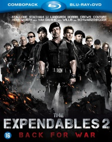 Неудержимые 2 / The Expendables 2 (2012/BDRip/Отличное качество)