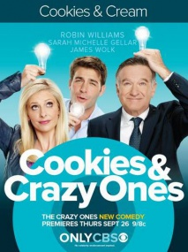 Сумасшедшие / The Crazy Ones (2013) HDTVRip/WEB-DLRip
