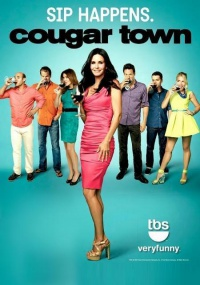 Город хищниц - 5 сезон / Cougar Town (2014) WEB-DLRip