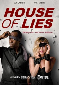 Обитель лжи 3 сезон  / House of Lies (2014) HDTVRip