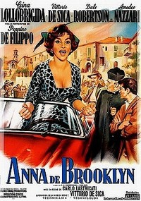 Анна из Бруклина / Anna di Brooklyn (1958/TVRip)