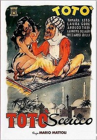 Тото-шейх / Toto Sceicco (1950/DVDRip)