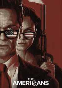 Американцы 2 сезон / The Americans (2014) WEB-DLRip