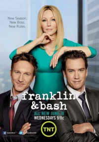 Франклин и Бэш / Компаньоны / Franklin & Bash - 3 сезон (2013) WEB-DLRip