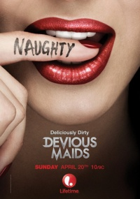 Коварные горничные - 2 сезон / Devious Maids  (2014) WEB-DLRip