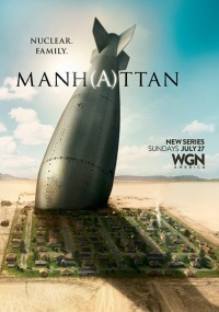 Манхэттен / Manhattan (2014) WEB-DLRip